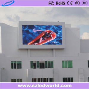 Outdoor Full Color Advertising LED Display (LED screen, LED sign) pictures & photos