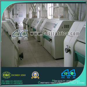500t Advanced Flour Roller Mill pictures & photos