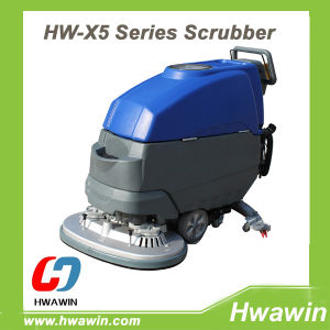 Walk Behind Floor Cleaning Machine (HW-X5) pictures & photos
