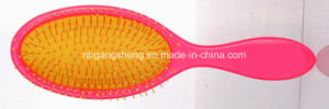 Made in China Oval Head Message Brush for Hair pictures & photos