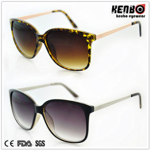 Unisex Fashion Sunglasses with Metal Temple for Accessory, UV400 Kp50736 pictures & photos