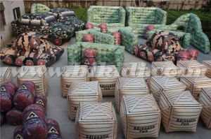 Wholesale Inflatable Paintball Bunker, Inflatable Air Bunker, Inflatable Paintball Air Field pictures & photos