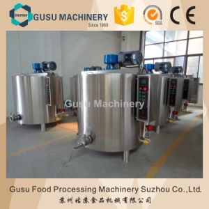 ISO9001 Longlife Commercial Confectionery Chocolate Buffer Tank pictures & photos