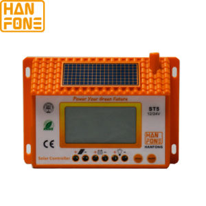 60A 12/24V Automatic Switch off Grid Solar Charge Controller (ST5-60) pictures & photos