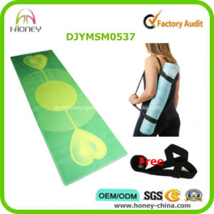3mm Pilates Exercise Natural Rubber Custom Printing Yoga Mat with Private Label pictures & photos