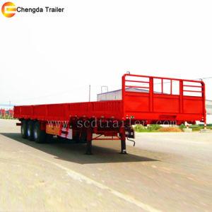 Factory Sale 3 Axles Cargo Trailer pictures & photos