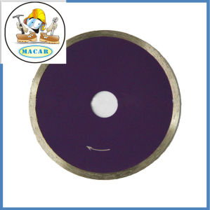 Hot Pressed Diamond Saw Blade for Glass pictures & photos