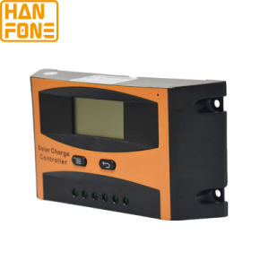 10A Manual PWM Solar Charge Controller 12V/24V Automatic Switch (ST1-10) pictures & photos