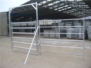 115X42 Oval Rail Cattle Panel pictures & photos