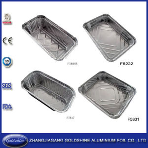 Top Quality Aluminium Material Takeaway Food Container pictures & photos