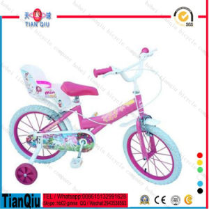 2016 New Style Colorful Mini Children Bicycle with Back Doll Seat pictures & photos