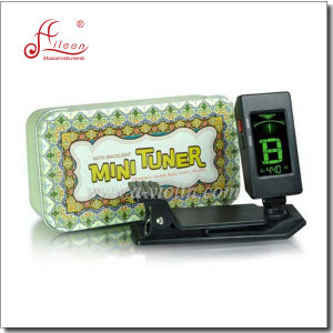 Clip Style Mini Chromatic/Guitar/Bass/Violin/Ukulele Metronome Tuner (WST-A05) pictures & photos