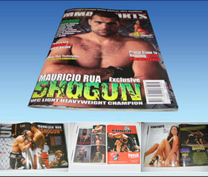 Sport Magazine Printing Service (jhy-104) pictures & photos
