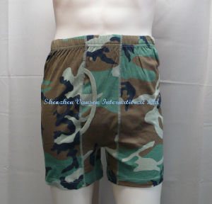 Professional China Manufacturer of Boxer Shorts (V3203) pictures & photos