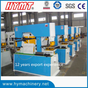 Q35Y-20 high precision hydraulic combined punching machine/metal shearing machine pictures & photos