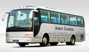 Ankai 43-45 Seats Passenger Bus (DIESEL ENGINE) pictures & photos