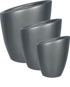 Flower Pot, High Quality Flower Pot Made by Fiber Glass