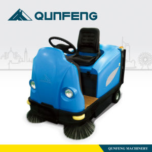 Electric Road Sweeper\Cleaning Sweeper\Floor Cleaning pictures & photos