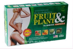 100% Natual Fruit & Plant Weight Loss Slimming Capsules pictures & photos