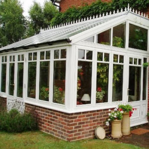 Feelingtop Europe Sunroom Aluminium Greenhouse (FT-S) pictures & photos