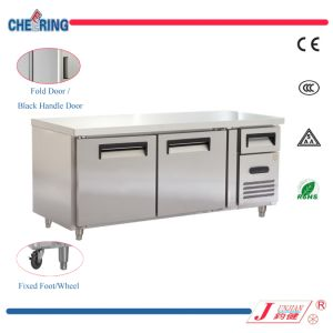 Workbench Refrigerator Freezer, Worktable Chiller Cooler, Restaurant Prep Tables/Refrigerated Table pictures & photos