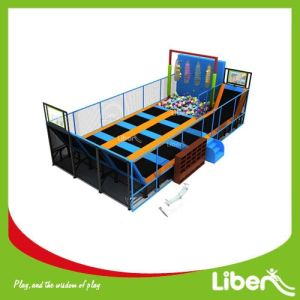 Small Kids Trampoline Park Builder pictures & photos