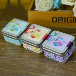 High Quanlity Customized Square Tin Box pictures & photos