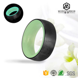 Hot Selling Popular Bling Glow Material Round Ring pictures & photos