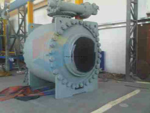 Big Size Casting Turnnion Ball Valve pictures & photos