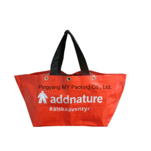 Heavy Duty PP Woven Bag for Shopping pictures & photos