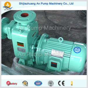 Zx Series Centrifugal Horizontal Electrical Self Priming Water Pump pictures & photos