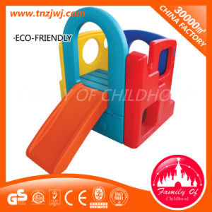 Hot Sale Outdoor Plastic Wholesale Children Playhouse for Sale pictures & photos