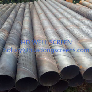 Carbon Steel 219mm/168mm 1.0mm Slot Bridge Slot Screen for Geothermal Well pictures & photos