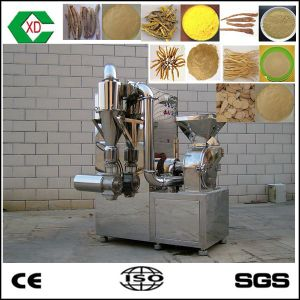 Herbal Medicine Pulverizer Spice Pepper Miller Grinding Machine pictures & photos