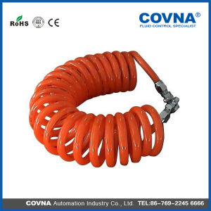 Clw-0640 Series Coil Tube Pneumatic Plastic Tube pictures & photos