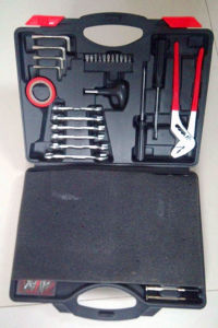 Newest 142PCS Household Tool Kit with Blow Case pictures & photos