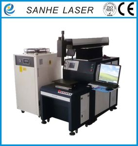 Ce ISO Automatic Laser Welding Welder Machine with Four-Shaft Linkage pictures & photos