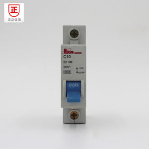 Dz47, C45 Mini Circuit Breaker, MCB with 6ka pictures & photos