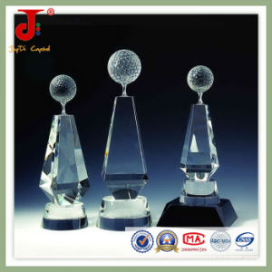 Column Ball Crystal Trophy (JD-CT-301) pictures & photos