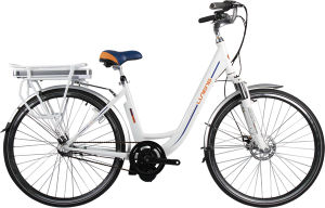 28 Inch Lithium Battery City Electric Bicycle (LN28C02)