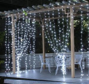 1*3m LED Curtain Light Decoration for Christmas Holiday pictures & photos