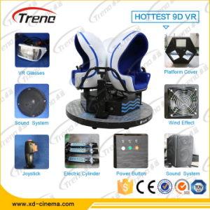 Special Design 9d Vr Egg Cinema with Electric Motion Platform pictures & photos