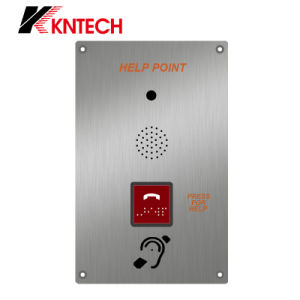 Emergency Phone VoIP Phone Knzd-20 Kntech SIM Phone pictures & photos