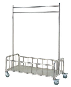 Stainless Steel Rack for Hotel Lobby (XL-13) pictures & photos