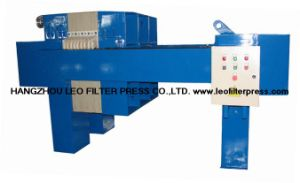 Leo Filter Press Plate&Frame Design Industrial Filter Press Machine pictures & photos