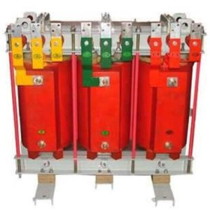 35kv Class 3-Phase Cast Resin Dry Type Power Transformer with off Circuit Tap 35kv pictures & photos