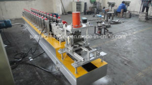 12 Months Warranty Shutter Door Roll Forming Machine pictures & photos