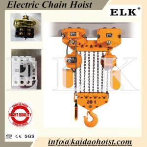 20ton Electric Chain Hoist/Clutch/Electric Hoist Lift (HKDM2004S) pictures & photos