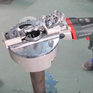 Metabo Motor Pipe Cutting and Beveling Machine pictures & photos