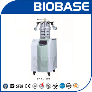 Laboratory Scale Stoppering Freeze Dryer Bk-Fd12t pictures & photos